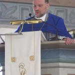 Jari Jolkkonen lienee liperiläisille tutumpi näky piispan tamineissa kuin pelipaidassa.