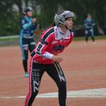 Eveliina Heikkinen toi juoksun SurMan kauden viimeiseksi jääneessä ottelussa.