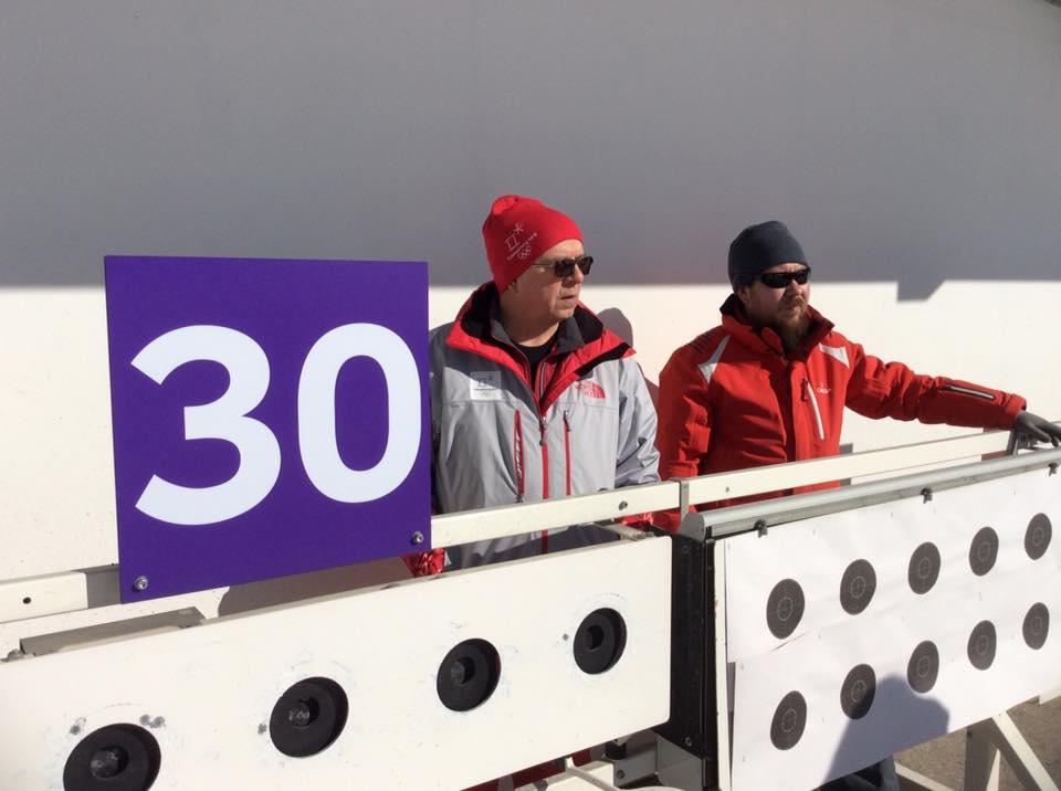 photo 1 PyeongChang Taulut alkavat olla valmiina asiaa varmistamassa Arto Heikura ja Petri Pennanen