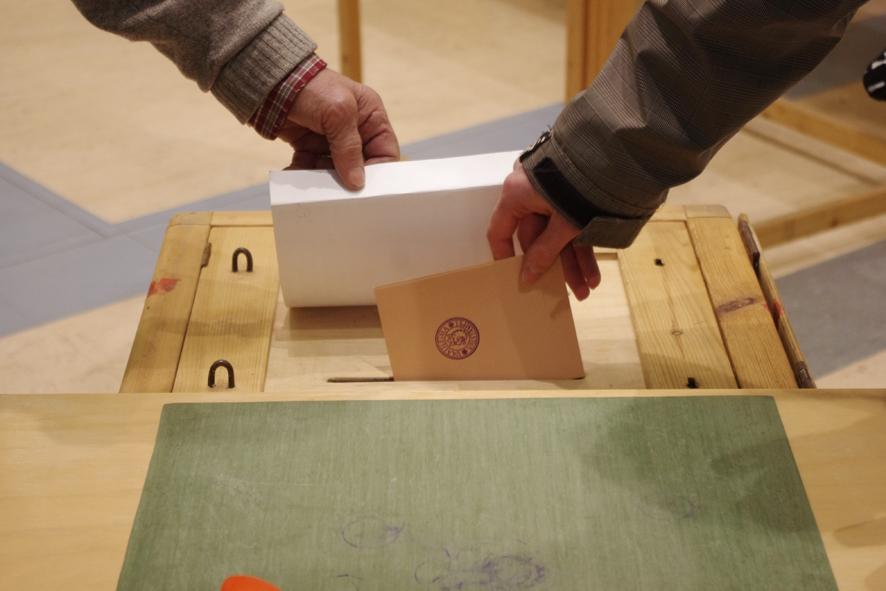 Keväällä kuntavaaleissa annettuja ääniä päästään taas laskemaan. Vaalipäivä on sunnuntai 9. huhtikuuta.