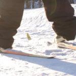 Alkutalven kelit ovat suosineet hiihtäjiä.