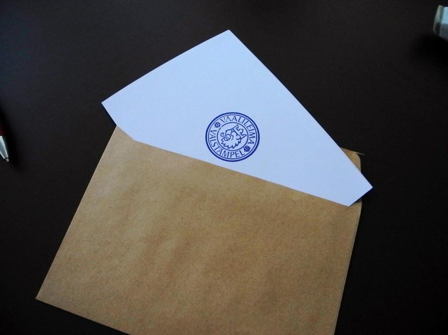 Kuntavaalien varsinainen vaalipäivä on 9. huhtikuuta.