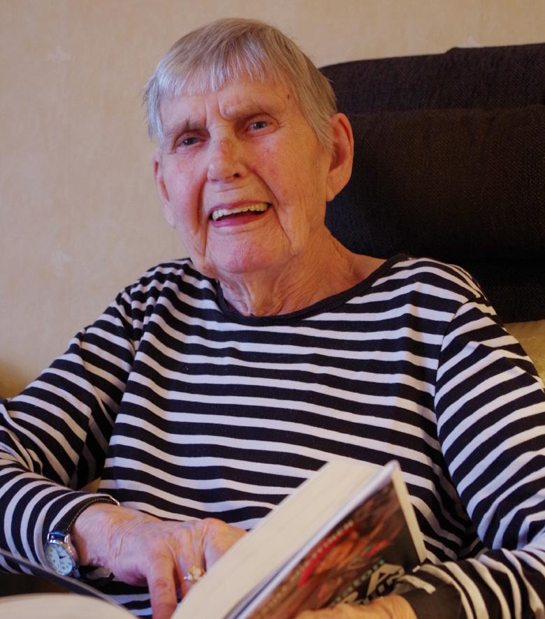 Sylvi Lappalainen on ollut äiti vuosikymmenten ajan.