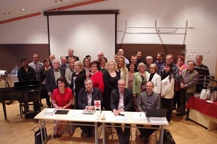 Liperin valtuusto istui maanantaina viimeisen kerran. 1. kesäkuuta aloittaa uusi valtuusto.