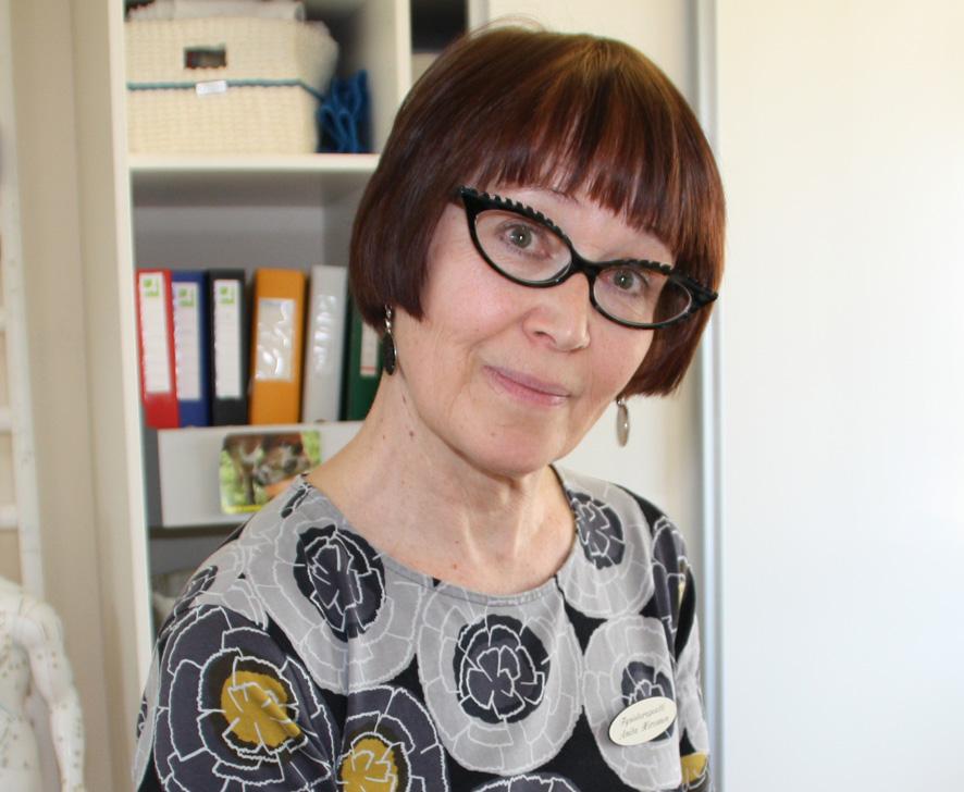 Anita Hirvonen tietää, että akupunktiosta voi löytyä apu moniin vaivoihin.