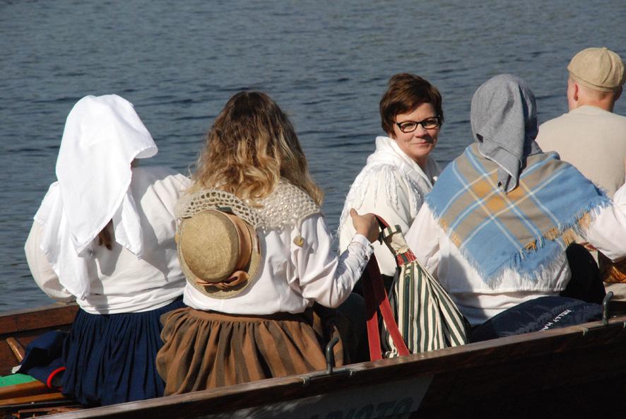 Suomen juhlavuotta juhlistettiin myös Liperissä ja Rääkkylässä lukuisin tapahtumin.
