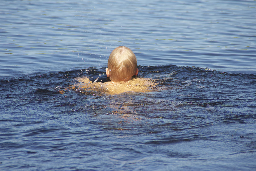 Uimakoululaiset kokoontuvat Rääkkylässä ensi viikolla.