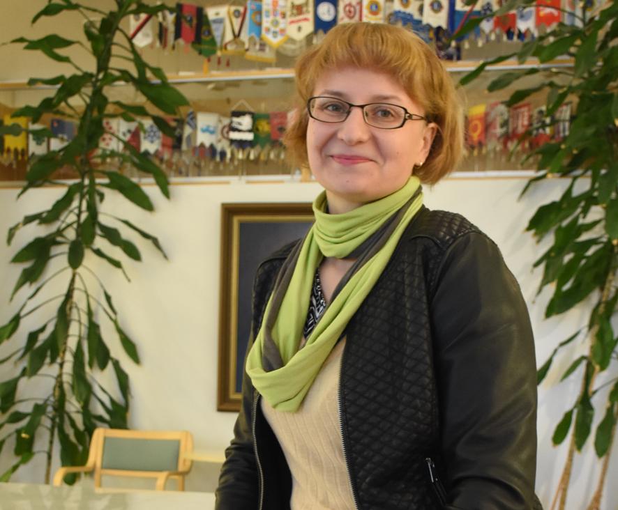 Katariina Eskelisen tavoittaa kunnantalolta yritysneuvonnan parista vielä useamman kerran tänä vuonna.