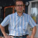 Mika Hyttinen sanoo tulleensa Liperiin pitkäaikaiseen kehitystyöhön.