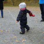 Kilpailujen nuorin osallistuja oli kaksivuotias Saima.