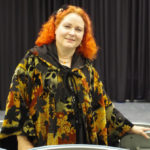 Virpi Erosen ensimmäisen runokirjan julkaisukonsertti on sunnuntaina.