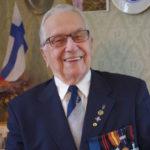 Sodan kauhutkin kokenut Tuomas Lappalainen on jo 99-vuotias.