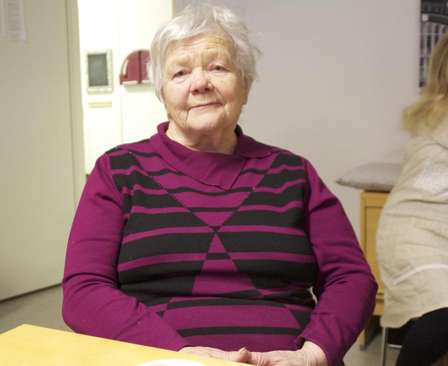 Maire Rouhiaista harmittaa, kun siivousapua ei enää saa työllisyyspalvelujen kautta.