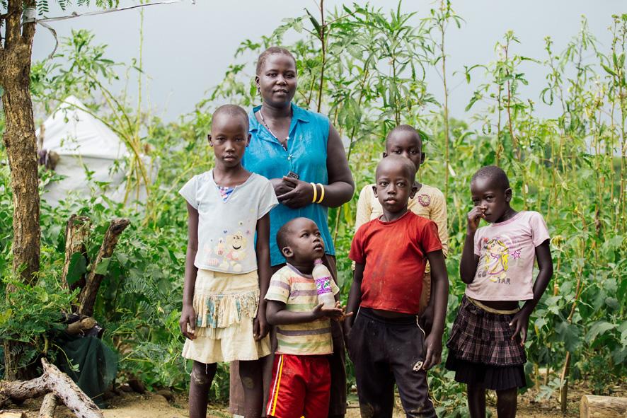 Yhteisvastuukeräyksen voimin torjutaan köyhyyttä meillä ja maailmalla. Kuva: Kirkkopalvelut