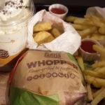 Burger Kingin tarjoamat herkut ovat rantautuneet Liperiin.