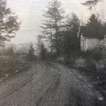 Kirkkosärkän miljöötä. Kotiseutu-uutiset 15.3.1993