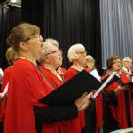 Liperin Laulupelimannit konsertoivat sunnuntaina.