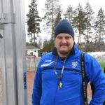 Jani Salomaa valmentaa Yllätyksen miesten joukkuetta tällä kaudella.